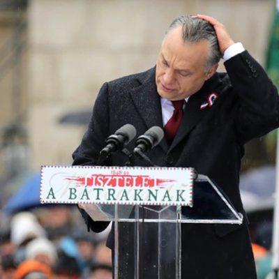 A koronavírus egyetlen pozitívuma, hogy nem jönnek a lengyelek Orbánt ünnepelni