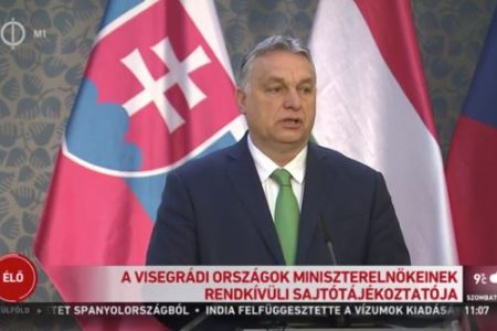 """Orbán nyelvbotlása: nem """"laborunk"""", hanem """"rabolunk"""""""