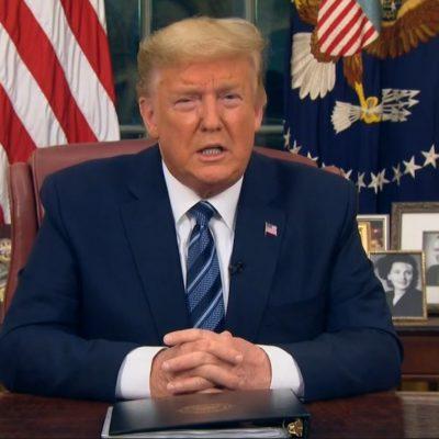 Trump megtiltotta a beutazást Európából Amerikába