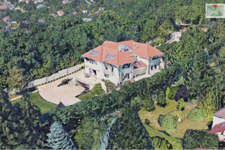Németh Sándor elrejtené a házát, hogy ne derüljön ki, mekkora bevallott lelkészi fizetésből milliárdos