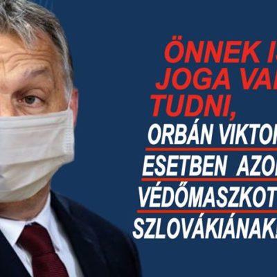 Orbán lopta el a legtöbb védőfelszerelést, kiemelten kellene büntetni