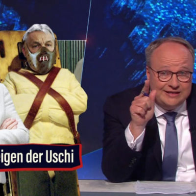A fasiszták nem értik a viccet, lenácizták a németeket Orbán Hannibál Lecter mémje miatt