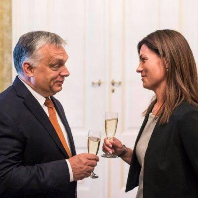Varga Judit szerint Nyugaton liberális véleménydiktatúra van, Magyarországon pedig sajtószabadság