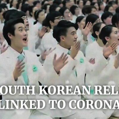 A Hit Gyülekezete félreinformál, mint a dél-koreai szekta, nem közlik, hány hites fertőzött