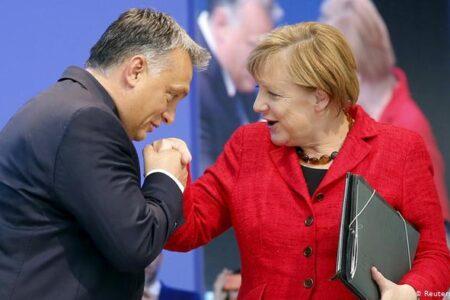 """Kis állam, nagy arc: Orbán szerint a magyar """"jogállam"""" van olyan, mint a német"""