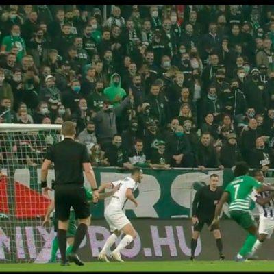 Még a pályán is megfertőződhettek a Fradi-Újpest meccsen, mi lehetett a nézőtéren?