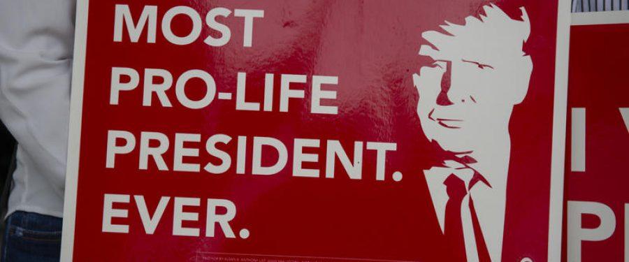 """""""Pro-life"""" republikánus módra: Trump abortált magzati sejteknek köszönheti a gyógyulását"""