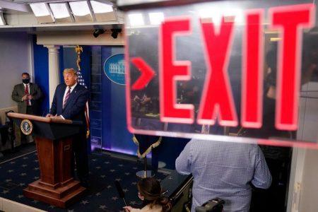 Az nem kérdés, hogy Trumpnak mennie kell, a kérdés az, milyen rombolást végez addig
