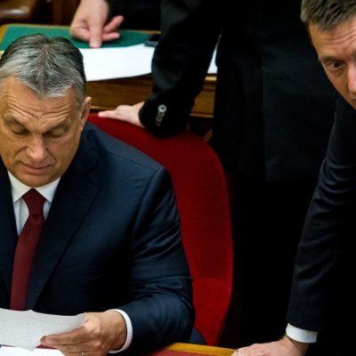 Rogán elárulta: a Népszava, az RTL és az ATV Orbán kitartottjai