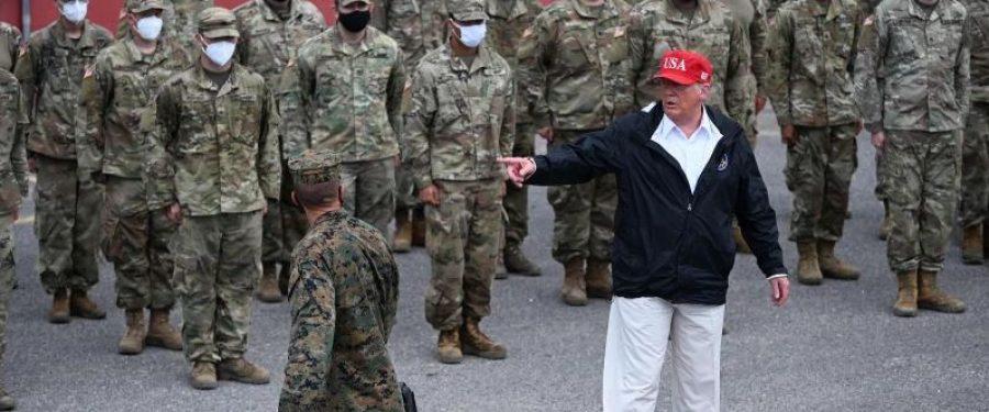 Trump azért nem háborúzott, mert Amerika ellenségeivel volt jóban