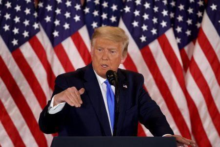 Trump bizonyíték nélkül beszél csalásról, támadást intézett az amerikai demokrácia ellen