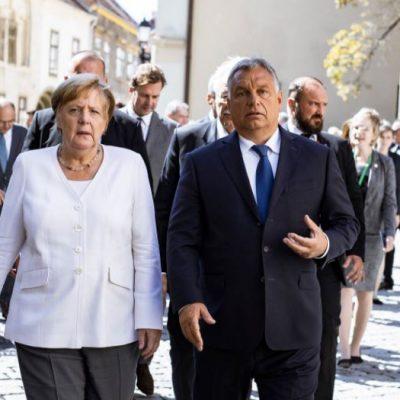 A németek tartják Orbánt a magyar nép nyakán, hogy kizsákmányolhassák a magyarokat
