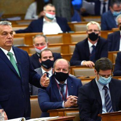 Orbán felvette a melegek elleni gyűlöletkeltést a náci repertoárjába