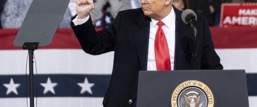 Trump a hazugságaival rontja a republikánusok esélyeit a georgiai szenátusi választáson
