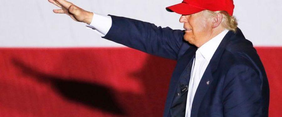 Trump hadijog bevezetését fontolgatta, nem zárta ki a statárium bevezetését