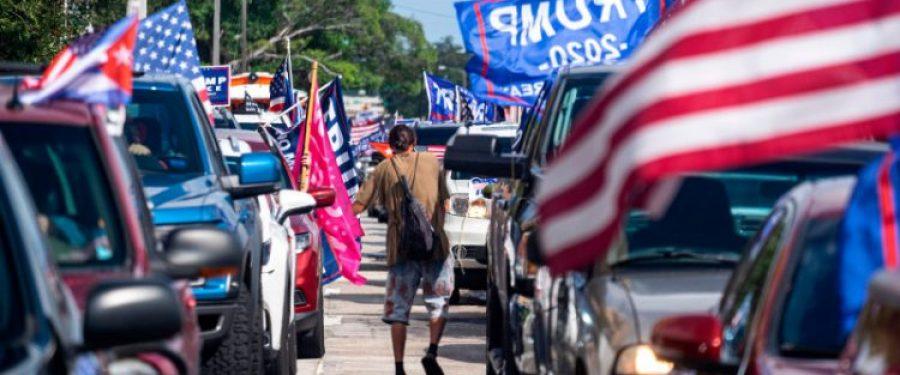 A republikánus párt elszakítja magát Trumptól