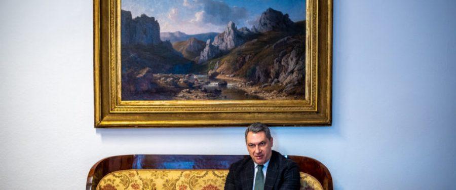 Lázár János egy benyalós interjúval bejelentkezett vidékfejlesztési miniszternek