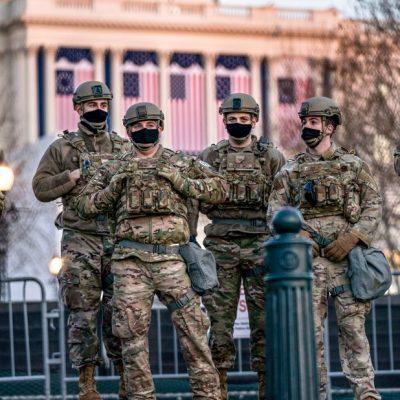 A Secret Service vizsgálja a katonaságot, hogy kiszűrjék a trumpistákat