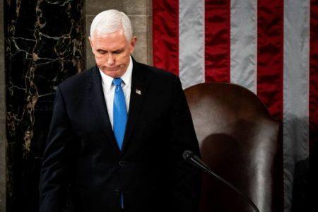 Pence kihirdette, hogy Joe Biden az elnökválasztás győztese