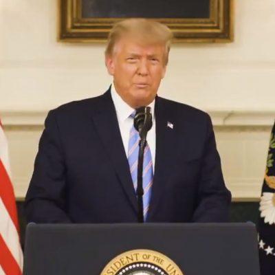 Trump beijedt a felelősségrevonástól és mentené a bőrét