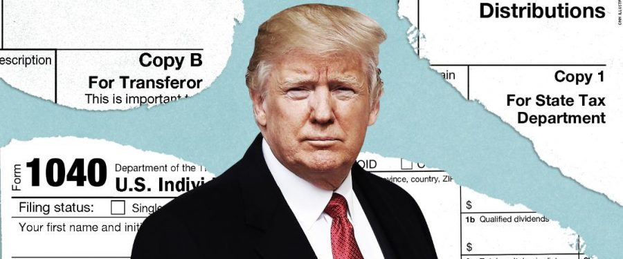 Megnyílt az út Trump adóbevallásainak kiadatása előtt