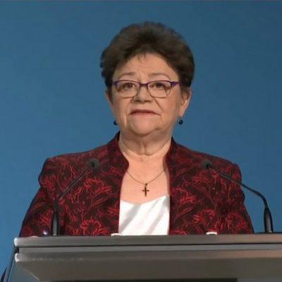 Müller Cecília nem tisztifőorvos, hanem egy bűncselekménysorozat elkövetőinek bűntársa