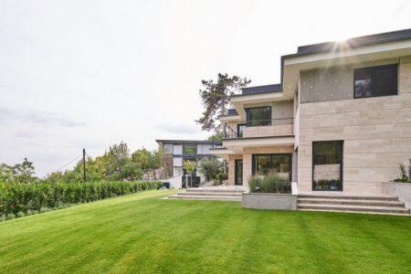 Németh Sándor luxusnyaralójával párhuzamosan a lányának is épített egy luxusházat