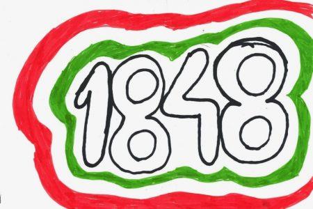 Az Orbán-rendszer ellentéte mindennek, amit 1848 jelent