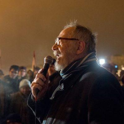 TGM az ATV bojkottjára szólított fel, 2010 óta ez az első tiszta ellenzéki hang