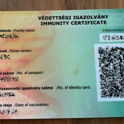 Hogyan állapítja meg Németország, hogy melyik magyart mivel oltották be, ha direkt lehagyták a vakcina nevét?